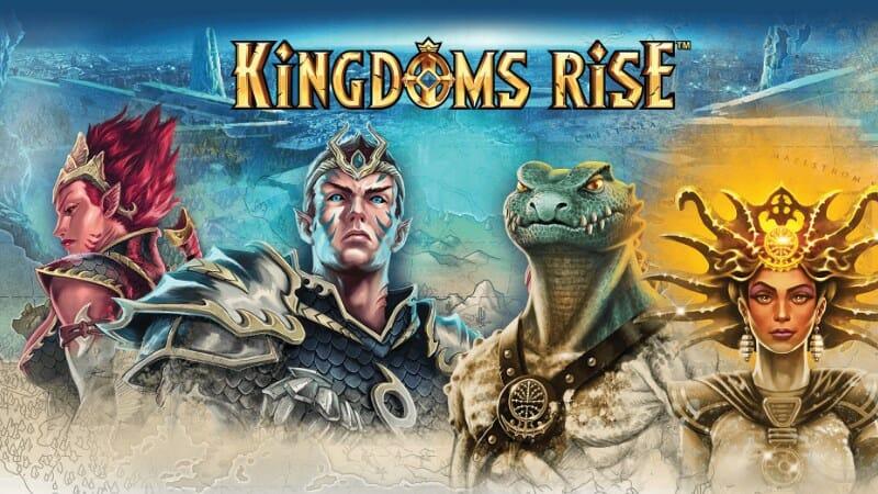 Merkurmagic ya tiene la nueva serie Kingdoms Rise