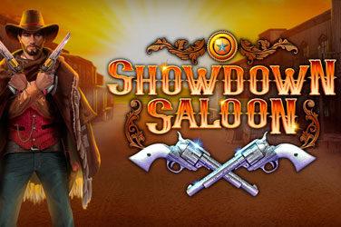 Showdown saloon