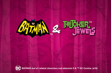 Batman And The Joker Jewels